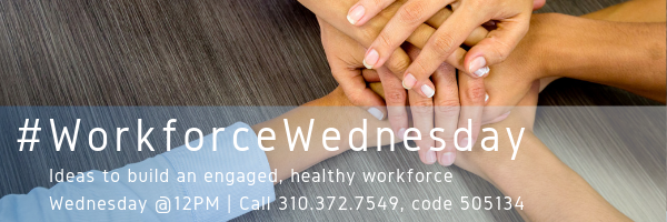 Workforce Wednesday Webbanner